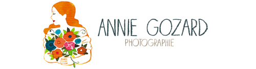 Annie Gozard Photographe Mariage Paris France Wedding Photographer logo