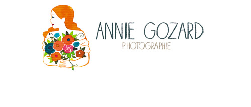 Photographe Mariage Famille France Wedding Photographer Annie Gozard logo